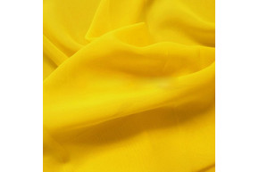 Шифон желтый рулон 50 м