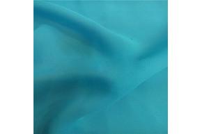 Шифон голубой рулон 50 м