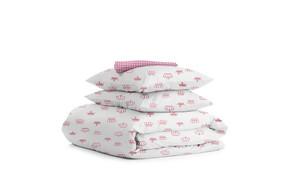 Комплект двуспального постельного белья CROWN ROSE ROSE