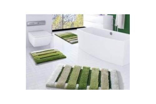 Коврик для ванной Confetti - Selinus зеленый 60*100