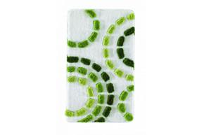 Коврик для ванной Confetti - Arinna yesil зеленый 60*100