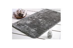 Коврик для ванной Confetti - Miami gri серый 67*120