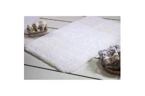 Коврик для ванной Confetti - Miami karbeyaz белый 67*120