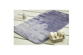 Коврик для ванной Confetti - Miami lila сиреневый 57*100