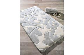 Коврик для ванной Confetti - Palazzo gri серый 55*57