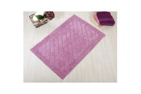 Коврик для ванной Irya - Doly purple сиреневый 70*110