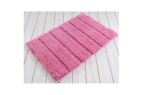 Коврик для ванной Irya - Premium розовый 70*110