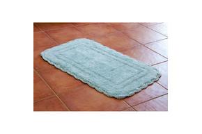 Коврик для ванной Irya - Sahra голубой 50*80