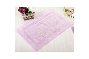Коврик для ванной Irya - Superior lila лиловый 70*110