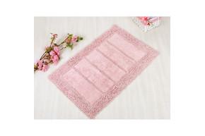 Коврик для ванной Irya - Vesta pink розовый 70*110