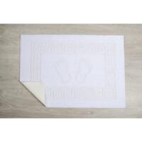 Коврик для ванной Lotus - 50*70 белый