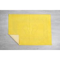Коврик для ванной Lotus - 50*70 желтый