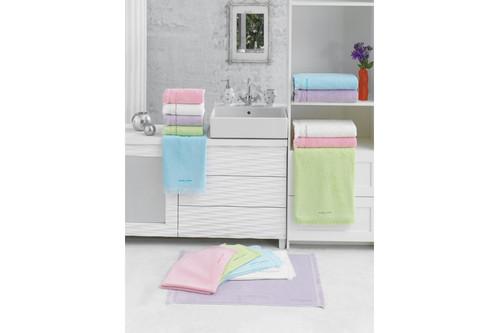 Коврик для ванной Marie Claire - Frangine лиловый 60*80