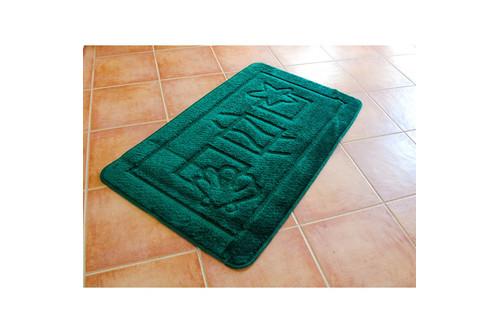 Коврик для ванной Maximus - Maritime hunter green 60*100