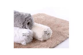Коврик в ванную Irya - Dressy серый 60*100