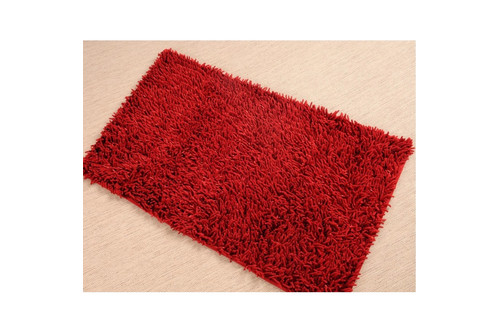 Коврик в ванную Irya - Intence micro красный 60*100