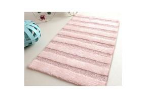 Коврик в ванную Irya - Nova светло розовый 60*100