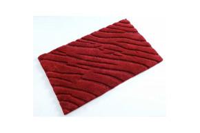 Коврик в ванную Irya - Swell красный 70*120