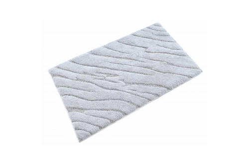 Коврик в ванную Irya - Swell светло серый 60*100