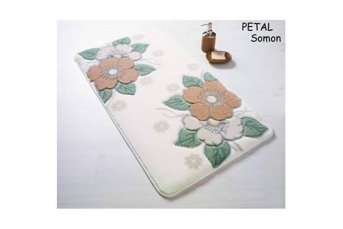 Набор ковриков для ванной Confetti - Petal 01 salmon 57*100+50*57