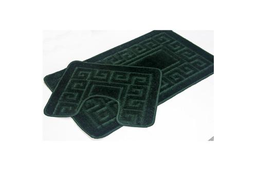 Набор ковриков для ванной Ethnic - PS 2536 Hunter green 50*80+40*50