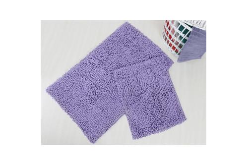 Набор ковриков для ванной Irya - Drop lila - 60*100+45*60