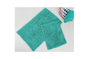 Набор ковриков для ванной Irya - Drop yesil - 60*100+45*60