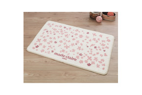 Набор ковриков для ванной Marie Claire - Delight pembe (57*57+57*100)