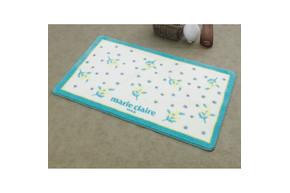 Набор ковриков для ванной Marie Claire - Nelly aqua (57*57+57*100)