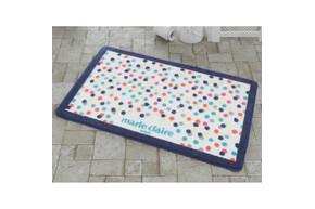 Набор ковриков для ванной Marie Claire - Punto multi (57*57+57*100)