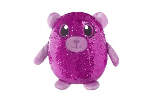 Мягкая игрушка с пайетками SHIMMEEZ – ВЕДМЕЖОНОК-СЛАДКОЕЖКА