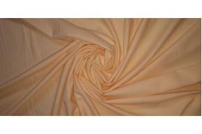 Фланель однотонная,персиковая 220 см.