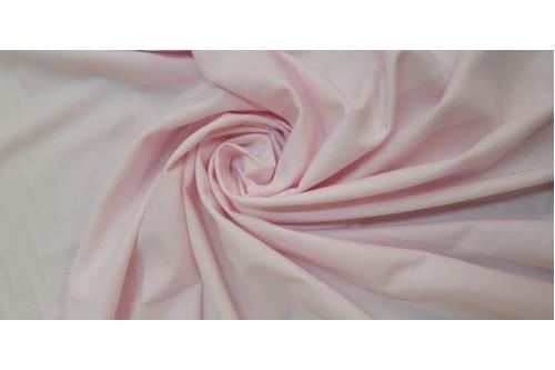 Фланель однотонная,розовая 220 см.